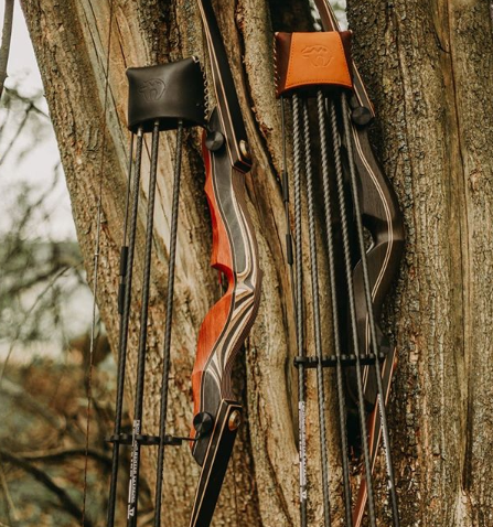 bow quiver for recurve