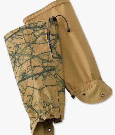 best gaiters for hunting