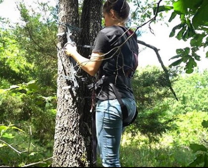 climbing sticks for hunting