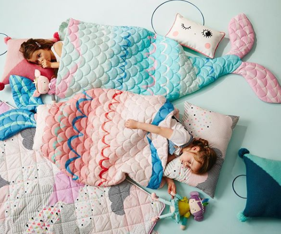 sleeping bag for kids