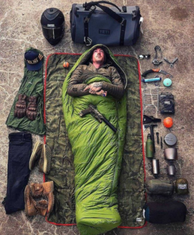 sleeping bags for hunting